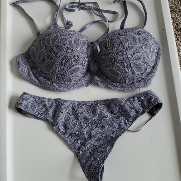 Victoria's Secret Other - Victorias secret bra and panty set